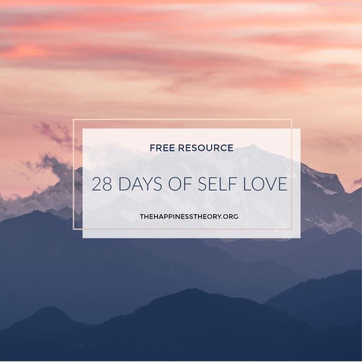 28 Day Self LoveGuide